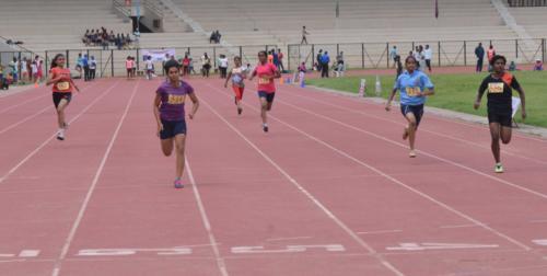 U-16 Years Girls 100 Meters