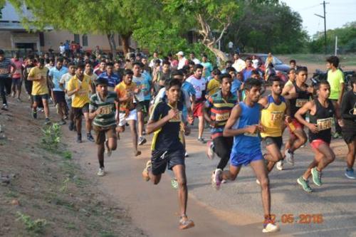 Golden Mile Race